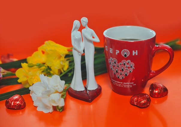 Подарунки до Дня святого Валентина!